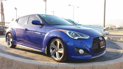 2014 Hyundai Veloster Turbo for sale in Indio, CA