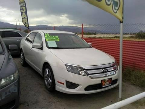 2011 Ford Fusion for sale in Coachella, CA