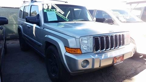 2007 Jeep Commander for sale in Coachella, CA