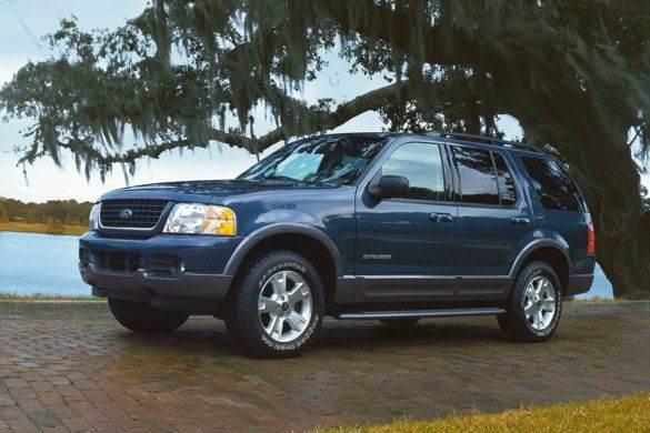 2002 Ford Explorer XLT 2WD 4dr SUV - Hernando FL