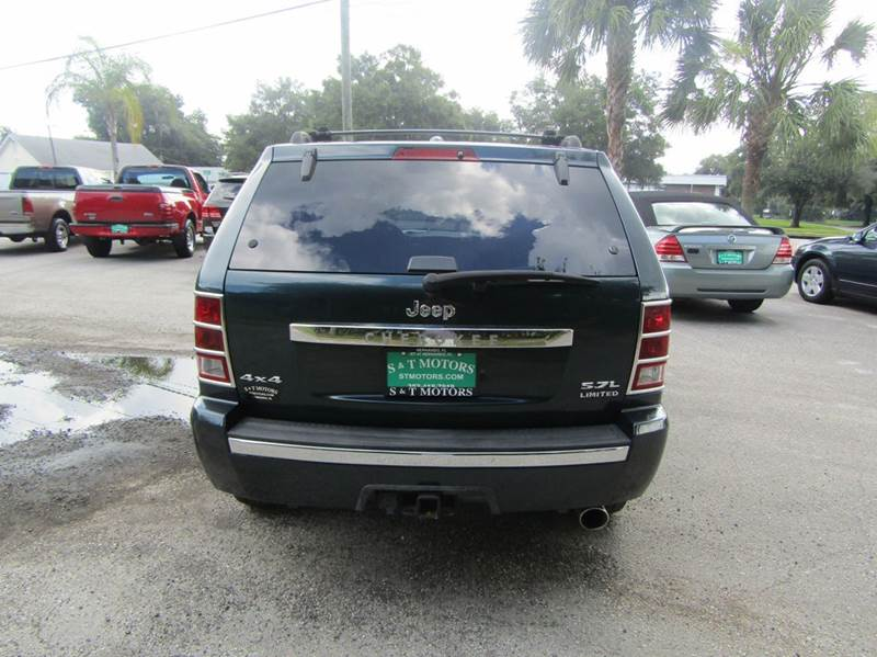 2005 Jeep Grand Cherokee 4dr Limited 4WD SUV - Hernando FL