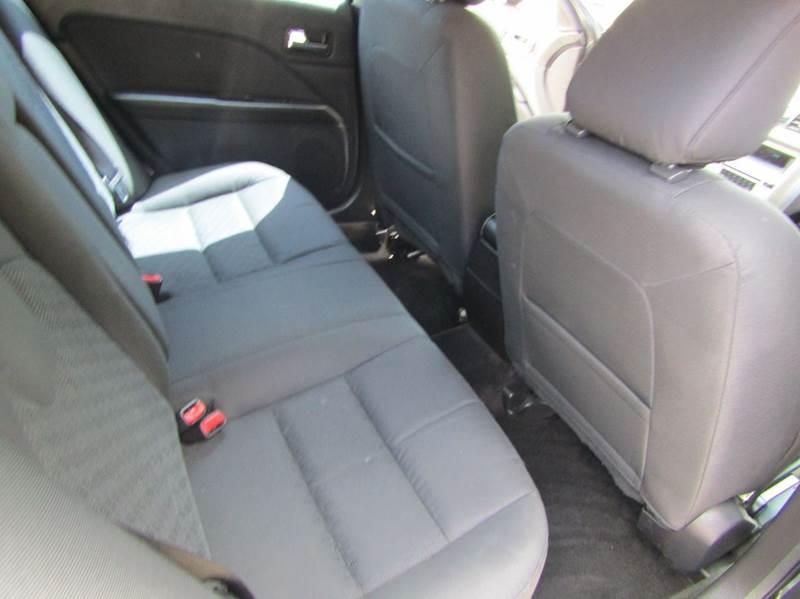 2012 Ford Fusion SE 4dr Sedan - Hernando FL