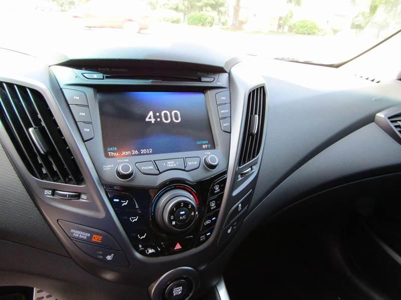 2014 Hyundai Veloster Turbo 3dr Coupe - Hernando FL