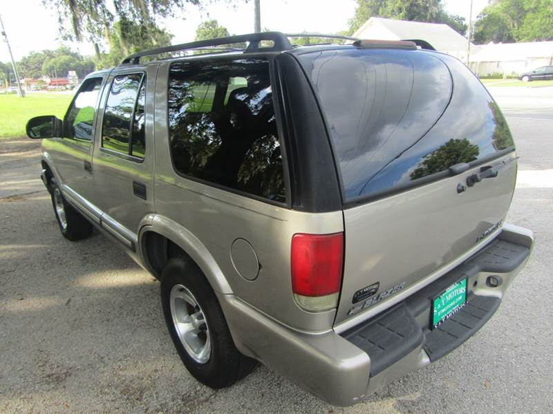 2001 Chevrolet Blazer LS 2WD 4dr SUV - Hernando FL