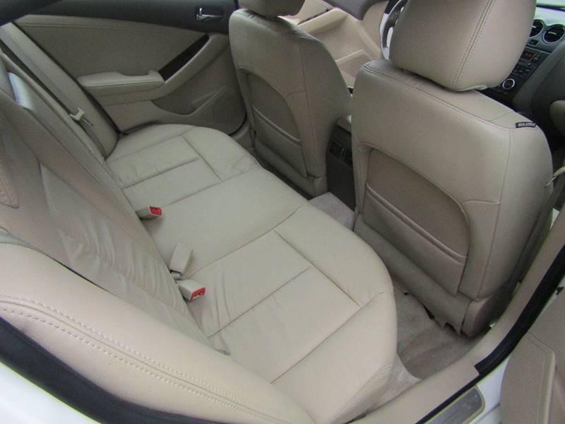 2012 Nissan Altima 2.5 S 4dr Sedan - Hernando FL