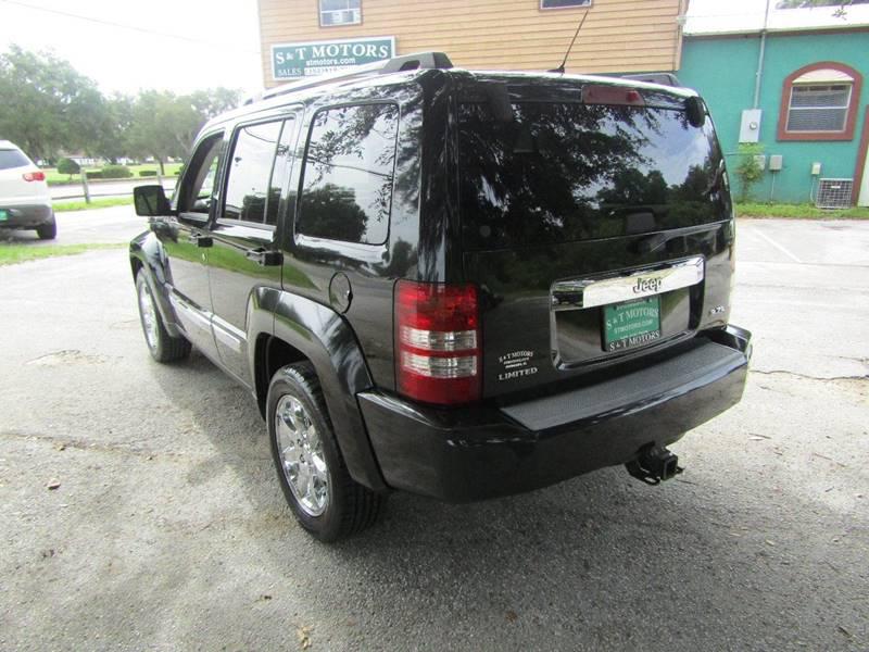 2008 Jeep Liberty Limited 4x2 4dr SUV - Hernando FL