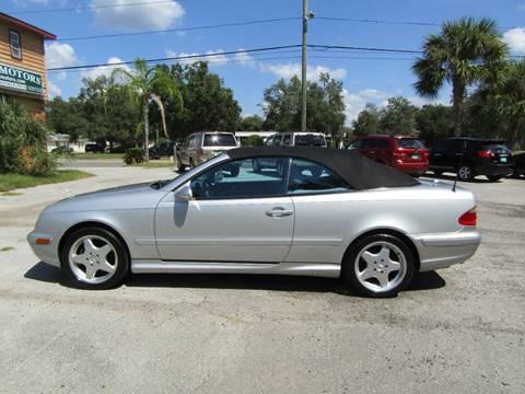 2000 Mercedes-Benz CLK for sale in Hernando, FL