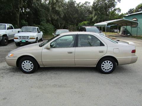 1999 Toyota Camry for sale at S & T Motors in Hernando FL