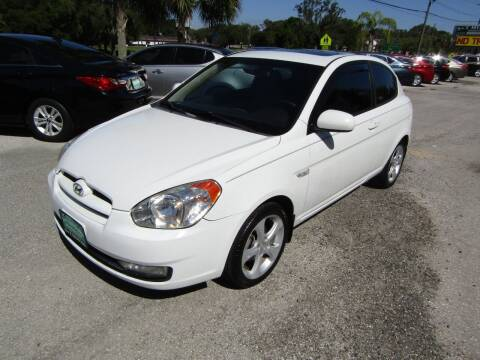 2010 Hyundai Accent for sale at S & T Motors in Hernando FL