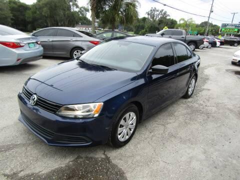 2014 Volkswagen Jetta for sale at S & T Motors in Hernando FL