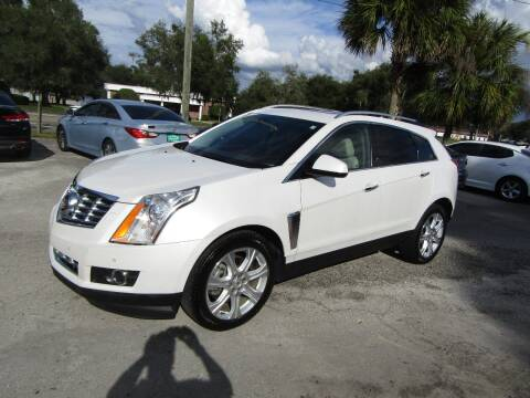 2013 Cadillac SRX for sale at S & T Motors in Hernando FL