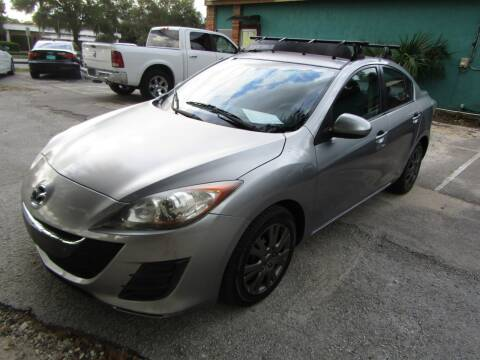 2010 Mazda MAZDA3 for sale at S & T Motors in Hernando FL