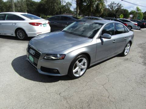 2011 Audi A4 for sale at S & T Motors in Hernando FL
