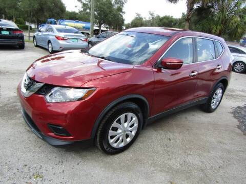 2015 Nissan Rogue for sale at S & T Motors in Hernando FL