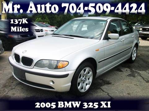 2005 BMW 3 Series for sale at Mr Auto Sales in Charlotte NC