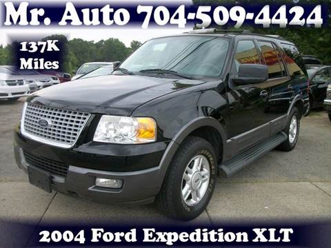 2004 Ford Expedition for sale at Mr Auto Sales in Charlotte NC