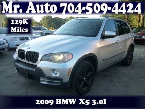 2009 BMW X5 for sale at Mr Auto Sales in Charlotte NC