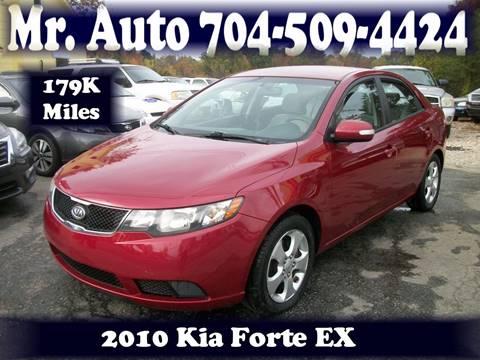 2010 Kia Forte for sale at Mr Auto Sales in Charlotte NC