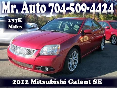 2012 Mitsubishi Galant for sale at Mr Auto Sales in Charlotte NC