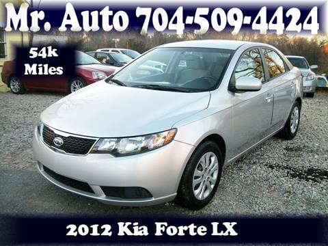 2012 Kia Forte for sale at Mr Auto Sales in Charlotte NC