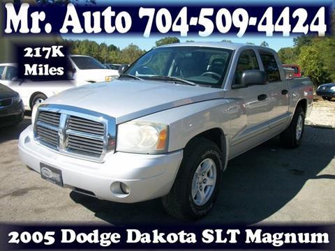 2005 Dodge Dakota for sale at Mr Auto Sales in Charlotte NC