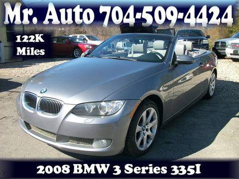 2008 BMW 3 Series for sale at Mr Auto Sales in Charlotte NC