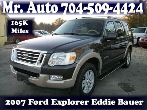 2007 Ford Explorer for sale at Mr Auto Sales in Charlotte NC