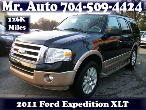 2011 Ford Expedition for sale at Mr Auto Sales in Charlotte NC