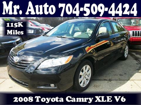 2008 Toyota Camry for sale at Mr Auto Sales in Charlotte NC