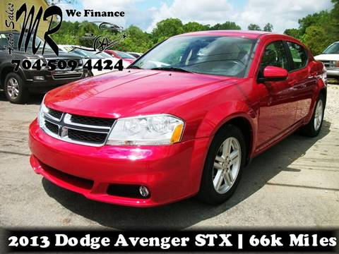 2013 Dodge Avenger for sale at Mr Auto Sales in Charlotte NC