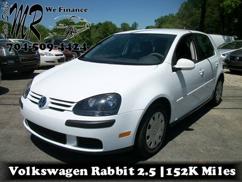 2008 Volkswagen Rabbit for sale at Mr Auto Sales in Charlotte NC