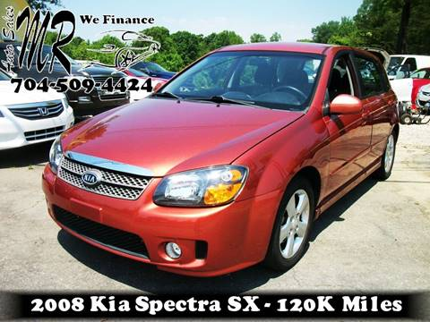 2008 Kia Spectra for sale at Mr Auto Sales in Charlotte NC