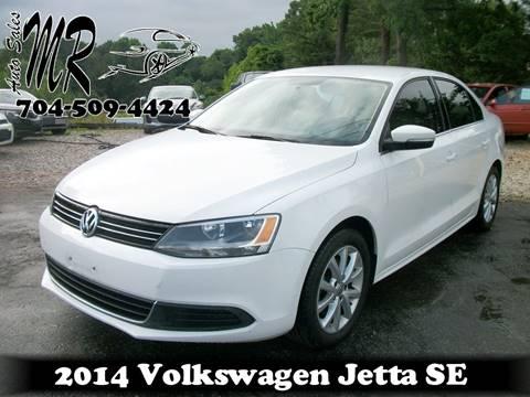 2014 Volkswagen Jetta for sale at Mr Auto Sales in Charlotte NC