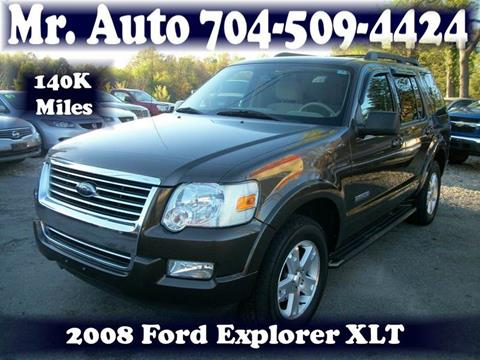 2008 Ford Explorer for sale at Mr Auto Sales in Charlotte NC
