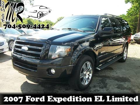 2007 Ford Expedition EL for sale at Mr Auto Sales in Charlotte NC