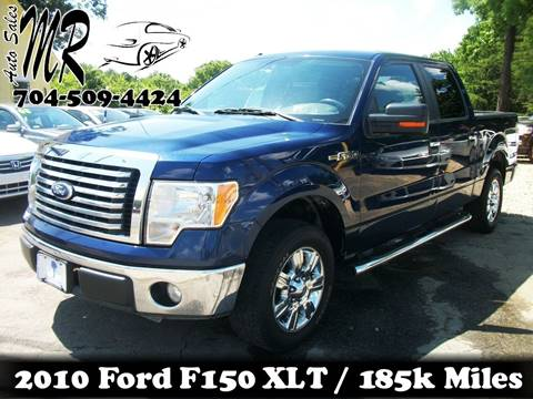 2010 Ford F-150 for sale at Mr Auto Sales in Charlotte NC