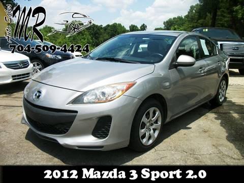 2012 Mazda MAZDA3 for sale at Mr Auto Sales in Charlotte NC