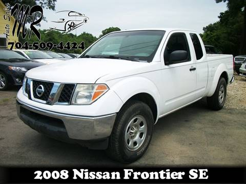2008 Nissan Frontier for sale at Mr Auto Sales in Charlotte NC