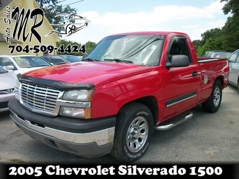 2005 Chevrolet Silverado 1500 for sale at Mr Auto Sales in Charlotte NC