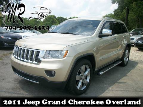 2011 Jeep Grand Cherokee for sale at Mr Auto Sales in Charlotte NC