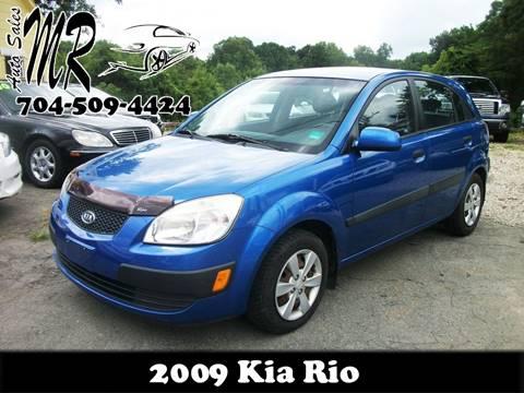 2009 Kia Rio5 for sale at Mr Auto Sales in Charlotte NC