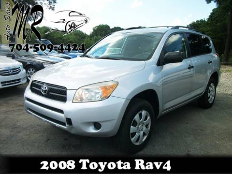 2008 Toyota RAV4 for sale at Mr Auto Sales in Charlotte NC
