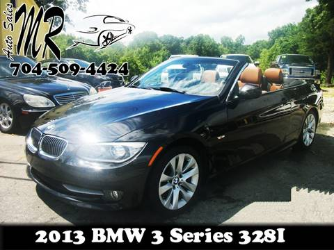 2013 BMW 3 Series for sale at Mr Auto Sales in Charlotte NC