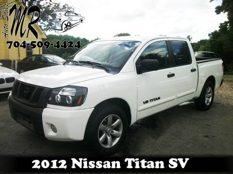 2012 Nissan Titan for sale at Mr Auto Sales in Charlotte NC