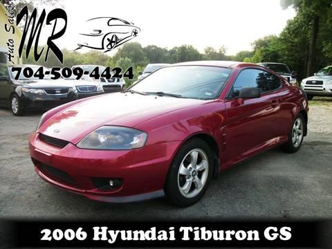 2006 Hyundai Tiburon for sale at Mr Auto Sales in Charlotte NC