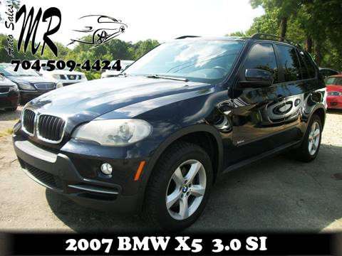 2007 BMW X5 for sale at Mr Auto Sales in Charlotte NC