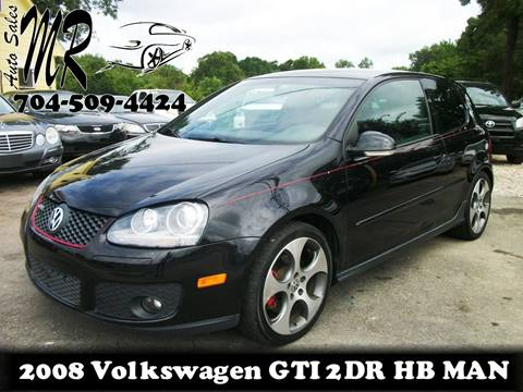 2008 Volkswagen GTI for sale at Mr Auto Sales in Charlotte NC