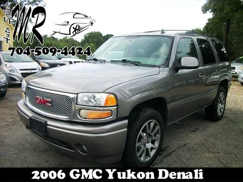 2006 GMC Yukon for sale at Mr Auto Sales in Charlotte NC