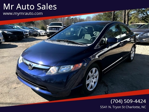 2008 Honda Civic for sale in Charlotte, NC