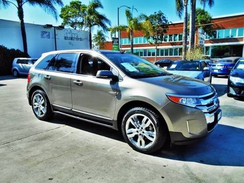 2014 Ford Edge for sale in South Gate, CA